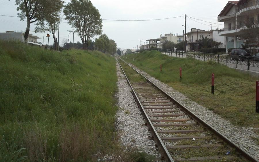 Εργασίες συντήρησης των γραμμών στην περιοχή δικαιοδοσίας του Β΄τμήματος Γραμμής Λαμίας από Χ.Θ. 151+200 έως Χ.Θ. 289+000 της γραμμής Πειραιώς-Πλατέως