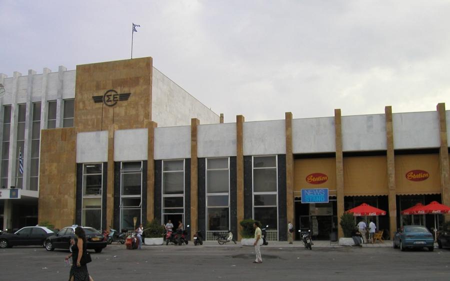 Ανάπλαση Σιδηροδρομικού Σταθμού Θεσσαλονίκης
