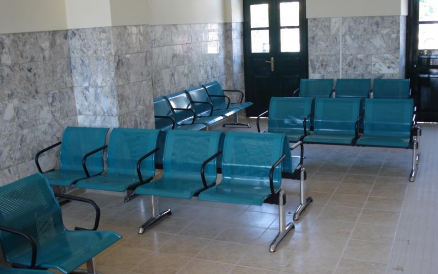 Ανακαίνιση-ευπρεπισμός Σ.Σ. Κομοτηνής και βελτιωτικές εργασίες στα γραφεία του Δ' Τμήματος Γραμμής και του Κεντρικού Σταθμού Αλεξ/πολης