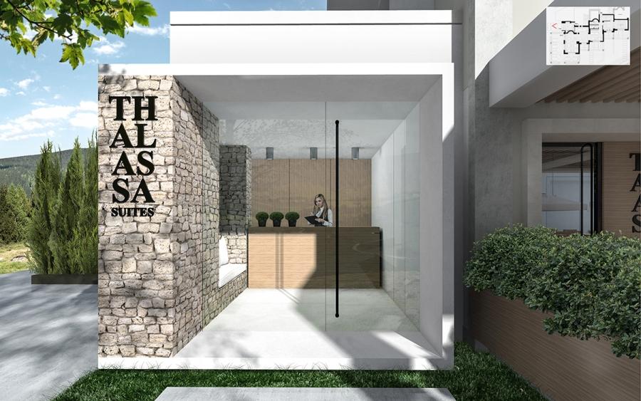 Thalassa Suites, Αχαράβη, Κέρκυρα