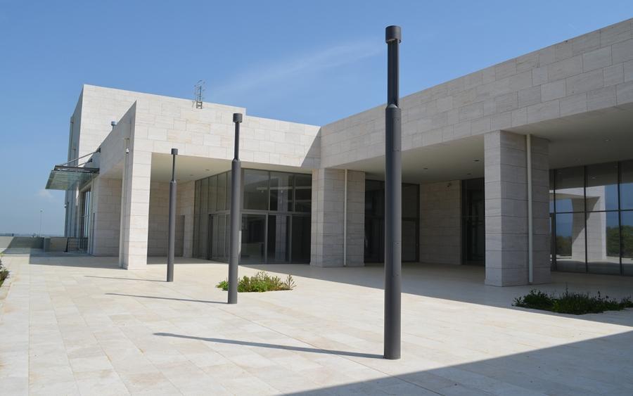 Πολυκεντρικό Μουσείο Βεργίνας - Κεντρικό Μουσειακό Κτίριο